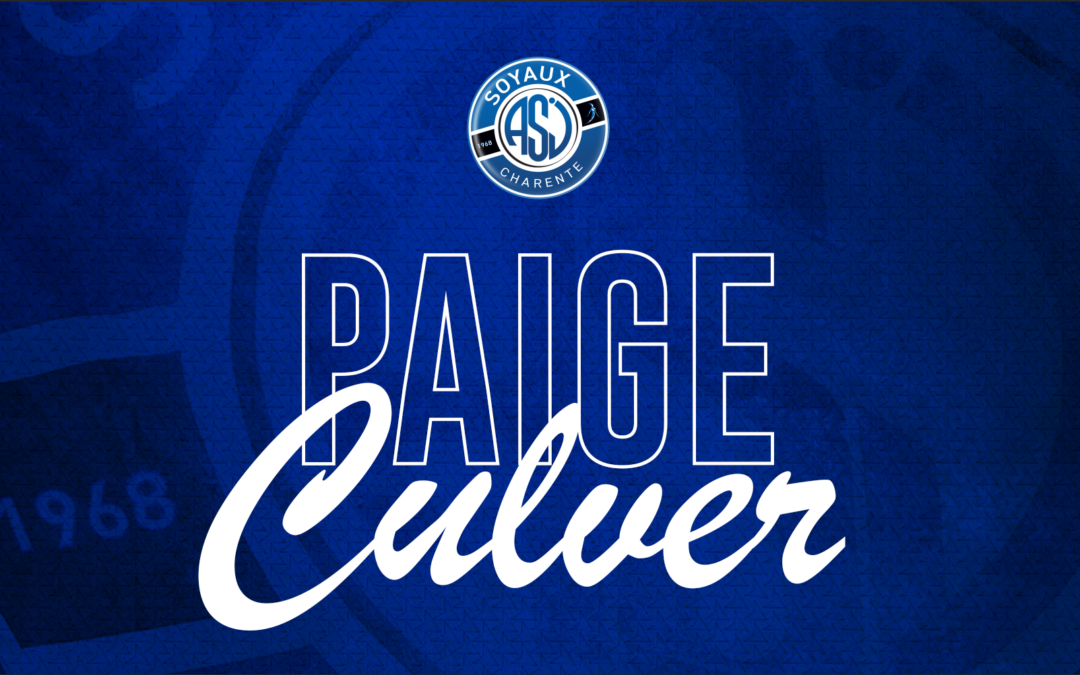 Welcome Paige !